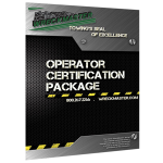 Operator Certification Package 1